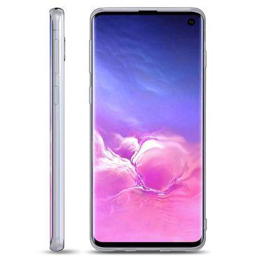 Silikon Hülle Samsung Galaxy S10e S10 / Plus Ultra Slim Schutzhülle Case Cover – Bild 9