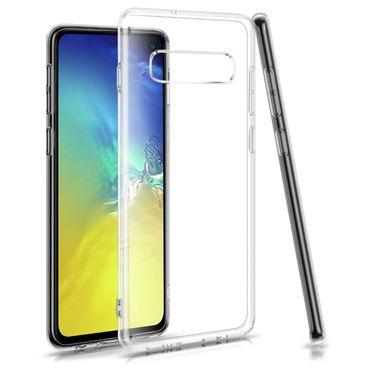 Silikon Hülle Samsung Galaxy S10e S10 / Plus Ultra Slim Schutzhülle Case Cover – Bild 1