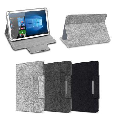 Filz Hülle für Lenovo IdeaPad D330 Tablet Tasche Schutzhülle Stand Case Cover