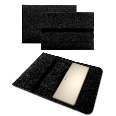 Sleeve Hülle für HP Probook 450 G6 Tasche Notebook Cover Filz Case Schutzhülle – Bild 9