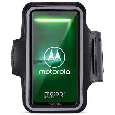 Schutzhülle für Motorola Moto G7 Jogging Handy Tasche Hülle Sportarmband Fitness – Bild 2