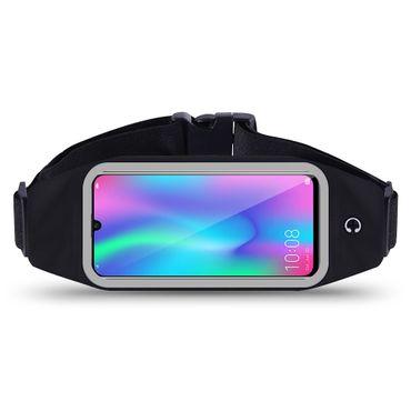 Gürteltasche Huawei Honor 10 Lite Bauchtasche Hüft Tasche Handy Hülle Lauftasche – Bild 3