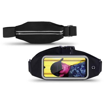 Gürteltasche Huawei P smart 2019 Bauchtasche Hüft Tasche Handy Hülle Lauftasche – Bild 1