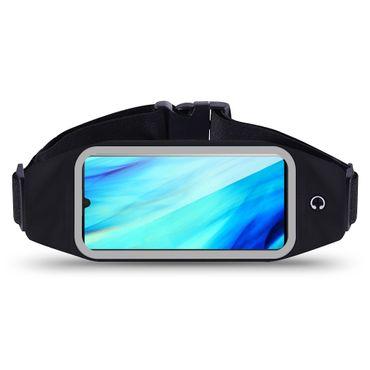 Huawei P30 Pro Jogging Tasche Hülle Fitnesstasche Bauchtasche Lauf Tasche Sport  – Bild 1