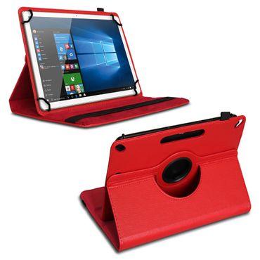 Tablet Tasche für Trekstor Surftab Y10 Hülle Cover Case Schutzhülle 360 Drehbar – Bild 9