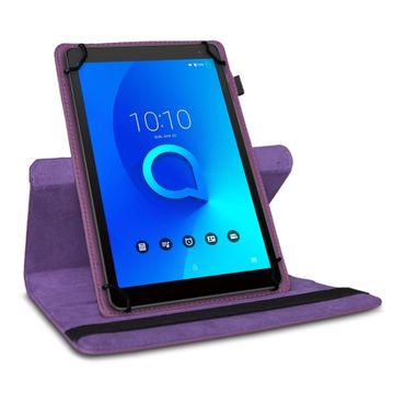 Tablet Hülle für Alcatel 3T 8 Tasche Schutzhülle Cover Schutz Case 360° Drehbar – Bild 22