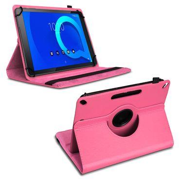 Alcatel 3T 10 Tablet Tasche Hülle Cover Schutz Case 360° Drehbar Schutzhülle  – Bild 23
