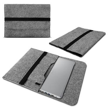Sleeve Tasche Acer ConceptD 7 Hülle Cover Filz Schutzhülle Laptoptasche Notebook Case – Bild 2