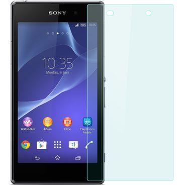 Sony Xperia Z1 Displayschutz Folie 3x Schutzfolie Matt Panzerfolie Handyfolie – Bild 6