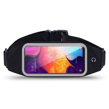 Gürteltasche Samsung Galaxy A20e Bauchtasche Hüft Tasche Handy Hülle Lauftasche – Bild 3