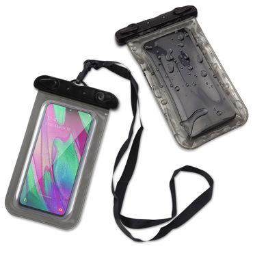 Hülle für Samsung Galaxy A20e Schutzhülle Tasche Handyhülle Wasserdichte Outdoor – Bild 2