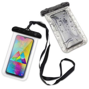 Hülle für Samsung Galaxy M20 Schutzhülle Tasche Handyhülle Wasserdichte Outdoor – Bild 9