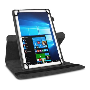 Blaupunkt Discovery 102C 108C 111C Tablet-Schutz-Hülle aus hochwertigem Kunstleder mit Standfunktion 360° Drehbar kombiniert Schutz und Design in 8 verschiedenen Farben Cover Case von UC Express® – Bild 3