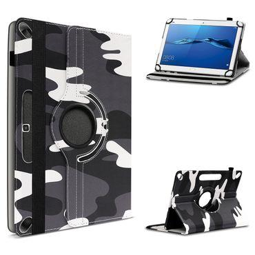 Huawei MediaPad M3 Lite 10 Tablet Hülle Tasche Schutzhülle Cover 360° Drehbar – Bild 1