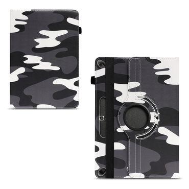 Huawei MediaPad M3 Lite 10 Tablet Hülle Tasche Schutzhülle Cover 360° Drehbar – Bild 9