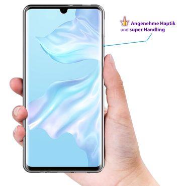Schutzhülle Huawei P30 Pro Handy Hülle Schutz Tasche Ultra Slim Case Cover Etui – Bild 4