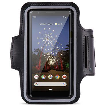 Schutzhülle für Google Pixel 3a Jogging Tasche Hülle Sportarmband Fitness Case – Bild 2