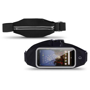 Schutzhülle Google Pixel 3a XL Tasche Sport Hülle Bauchtasche Hüft Handy Lauf