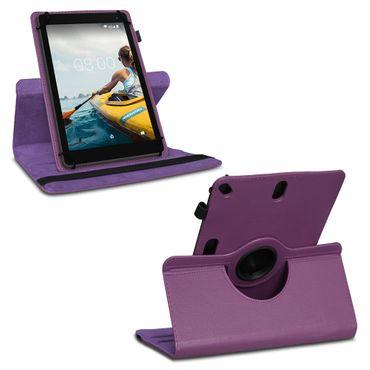 Schutzhülle Medion Lifetab E10414 Tasche Hülle Tablet 360° Drehbar Schutz Case – Bild 20