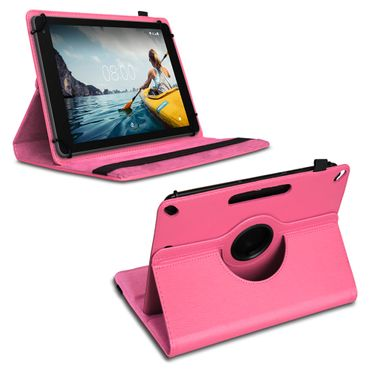 Schutzhülle Medion Lifetab E10414 Tasche Hülle Tablet 360° Drehbar Schutz Case – Bild 23