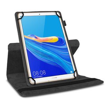 Hülle Huawei MediaPad M6 10.8 Tasche Tablet Schutzhülle Cover Drehbar Schwarz – Bild 3