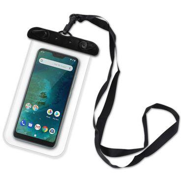 Handy Hülle Xiaomi Mi A2 Lite Tasche Wasserdicht Schutzhülle Wasser Schutz Case – Bild 13