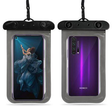 Hülle Wasserdicht Huawei Honor 20 Pro Schutzhülle Wasser Tasche Handy Case Cover – Bild 3