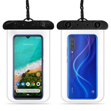 Handy Hülle Wasserdicht Xiaomi Mi A3 Schutzhülle Wasser Tasche Schutz Case Cover – Bild 10