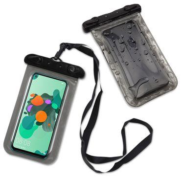 Handy Hülle Wasserdicht Huawei Mate 30 Lite Schutzhülle Wasser Tasche Case Cover – Bild 2
