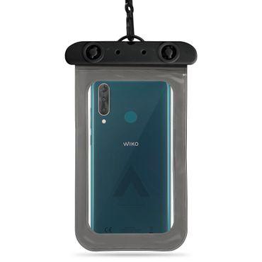 Handy Hülle Wasserdicht für Wiko View 3 Pro Wasser Tasche Schutz Case Wassertasche – Bild 4