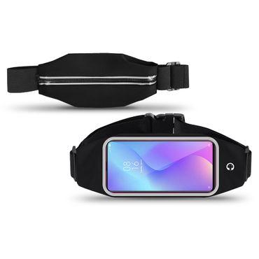 Handy Hülle Xiaomi Mi 9T Pro Tasche Schwarz Handyhülle Sport Fitness Schutzhülle – Bild 1