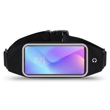 Handy Hülle Xiaomi Mi 9T Pro Tasche Schwarz Handyhülle Sport Fitness Schutzhülle – Bild 2