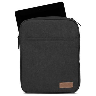 Hülle Schwarz Samsung Galaxy Tab S6 Tasche Tablet Schutzhülle Cover Sleeve Case – Bild 3