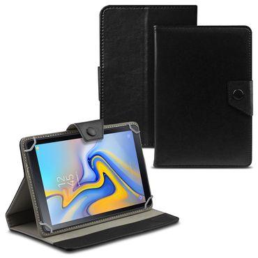 Tasche Samsung Galaxy Tab S6 Tablet Hülle Case Schutzhülle Schwarz Schutz Case – Bild 1