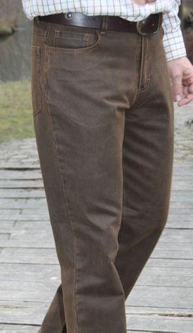 AKAH  Traveller Jeans in Antik Optik