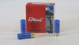 RWS Rottweil Sportschrotpatronen Special Trap 24 2,4mm 12/70 (25er Pack)