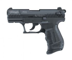 Walther P22 9MM PAK Gas- Signalwaffe