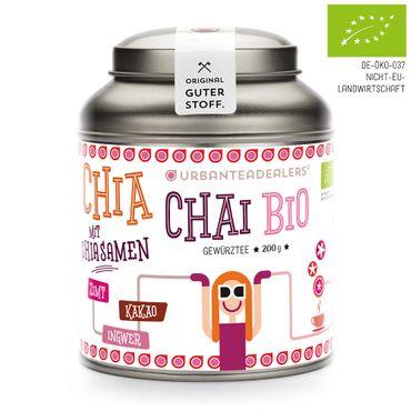 Chia Chai Bio in der Dose – Bild 1