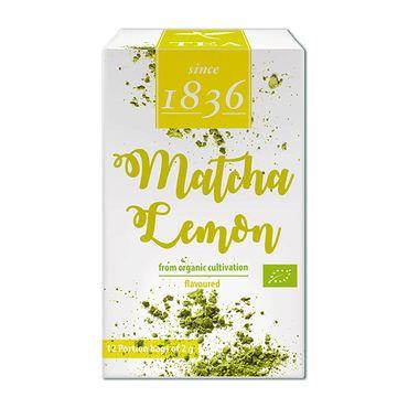 Matcha Lemon Bio (12 x 2g)