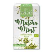 Matcha Mint Bio (12 x 2g)