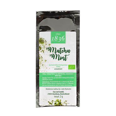 Matcha Mint Bio Einzel-Bag