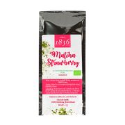Matcha Strawberry Bio Einzel-Bag