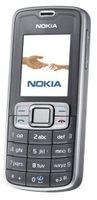Nokia 3109 Handy (ohne Simlock) classic schwarz- gebraucht gut