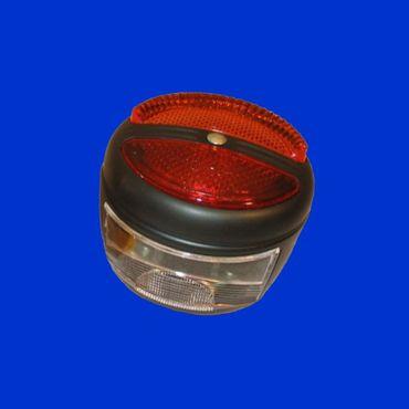Hella Rückleuchten Set, Zweikammerleuchte, 2 Stück je 1 x mit / ohne Kennzeichenbeleuchtung K 23260 – Bild 3