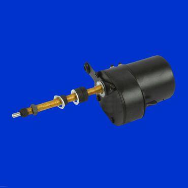 65 Grad Scheibenwischermotor, Zylind 6mm, Motor, Scheibenwischer, Wischermotor, Peko – Bild 1