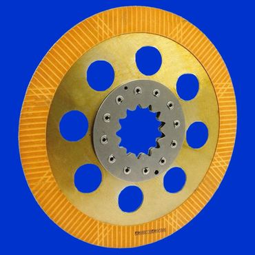 343mm Bremsscheibe, Bremsbelag, Reibbelag für Massey Ferguson  3000, 6100 - 6480