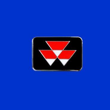 MF Emblem, Logo, Firmenabzeichen für Massey Ferguson 4200, 5400, 6200 Serie