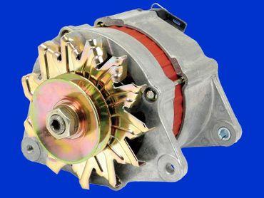70 Ampere Lichtmaschine Drehstrom, mit Regler und Riemenscheibe 70mm – Bild 2