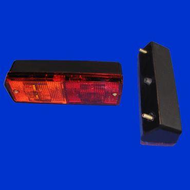 Rücklicht links für Massey Ferguson 100, 200 Serie, Rückleuchte, Schlusslicht 1633281M91