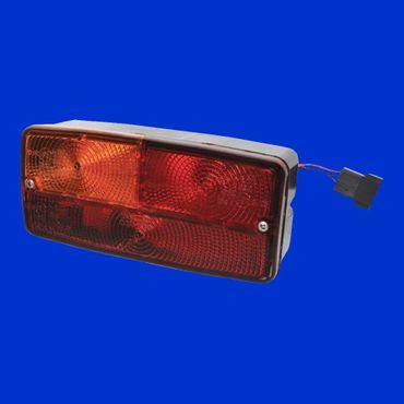 Rücklicht rechts für Massey Ferguson 8200 Serie, Rückleuchte 3781444M92 * – Bild 1